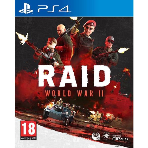 RAID World War II 2