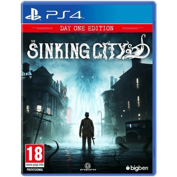 The Sinking City Day 1 Edition