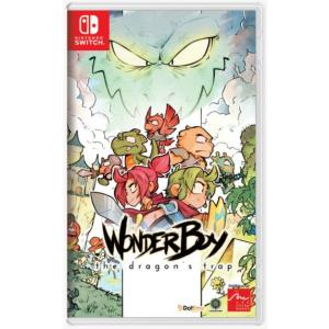 Wonder Boy The Dragons Trap
