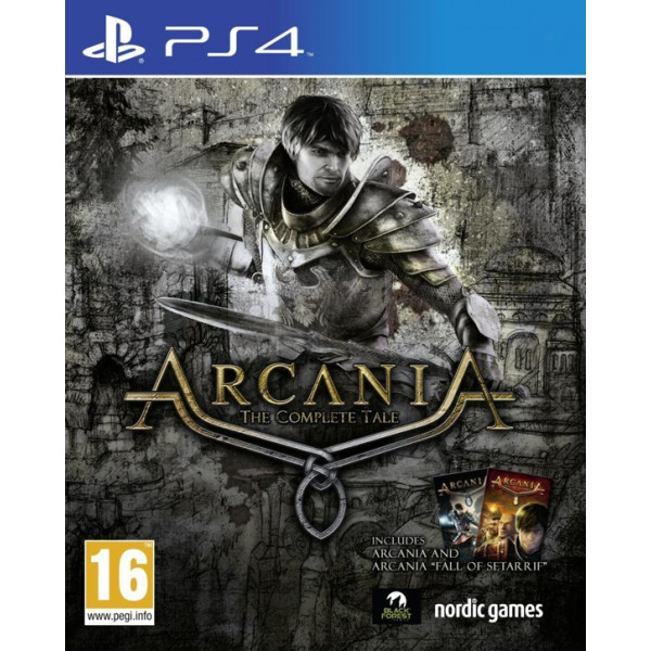 arcania complete tale