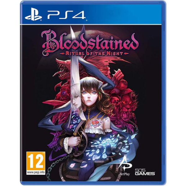 bloodstained ritual of night 2