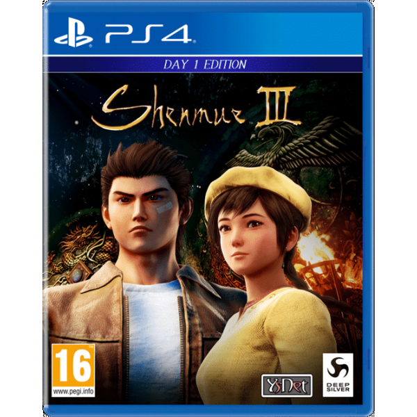 shenmue iii 3 PS4
