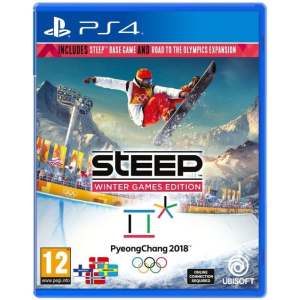 steep road to olympics nordic ps4