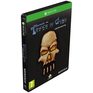 tower of guns limited edition steelbook