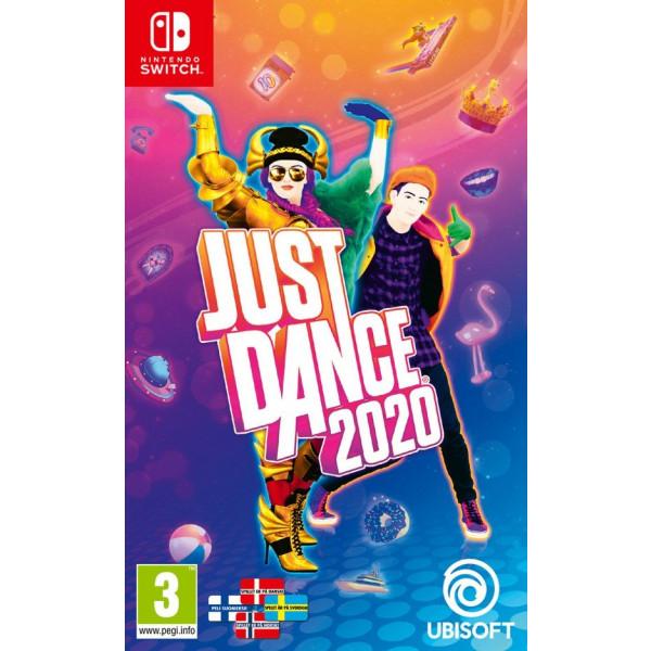 just dance 2020 uk nordic switch