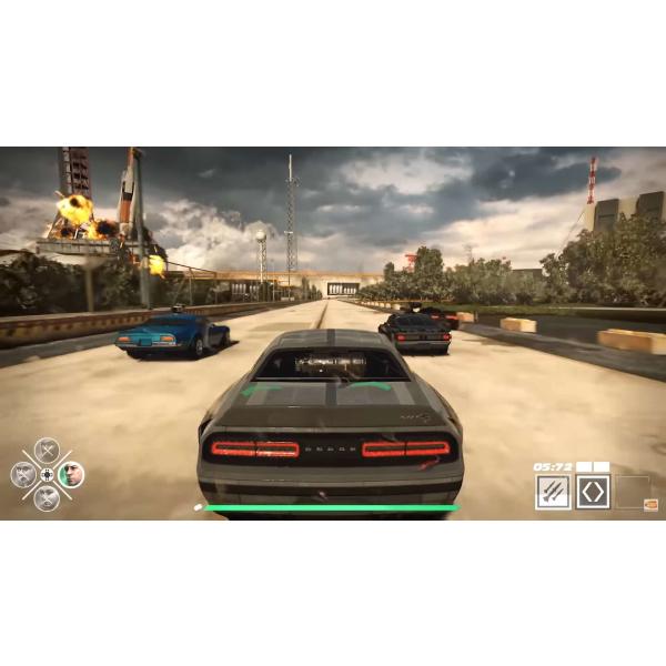 Fast Furious Crossroads gp