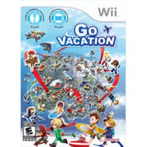 Go vacation nintendo wii 2