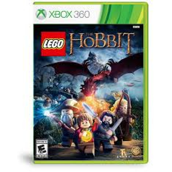 Lego Hobbiti xbox 360