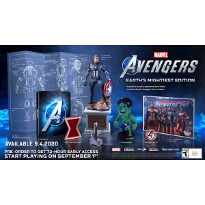 Marvel Avengers Earth Mightiest Edition Xbox One