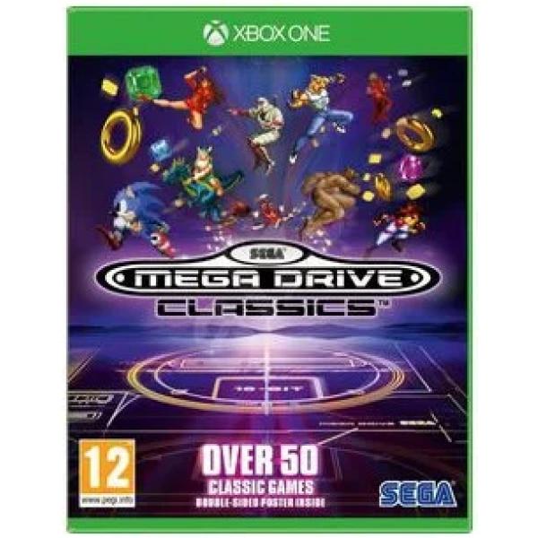 SEGA Mega Drive collection xbox one 1