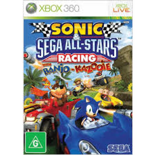 Sonic SEGA All Stars Racing 1