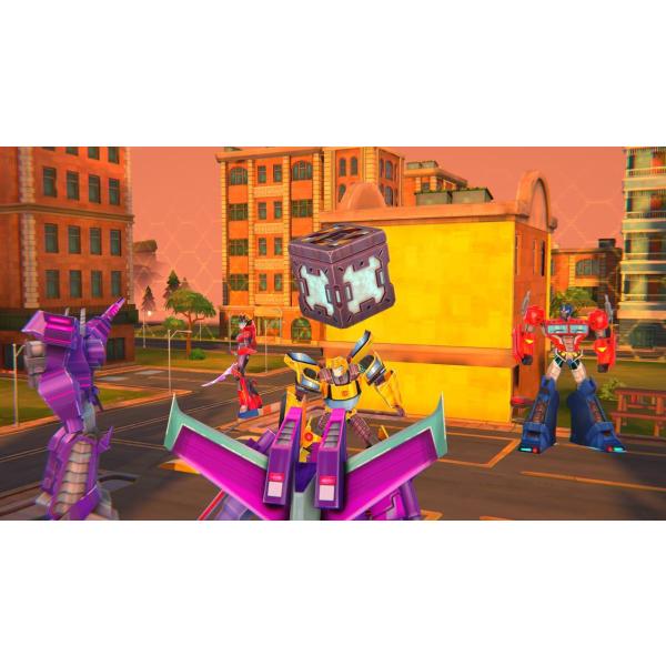 Transformers Battlegrounds gameplay 1