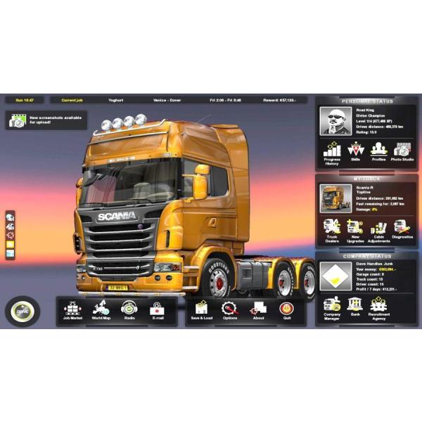 euro truck simulator 2 scandinavia gp1
