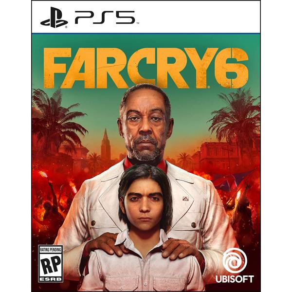 far cry 6 playstation 5
