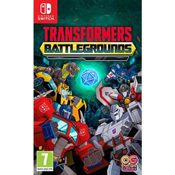 transformers battlegrounds switch