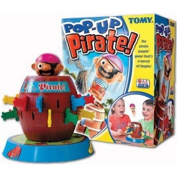 Tomy Pop Up Pirate 1