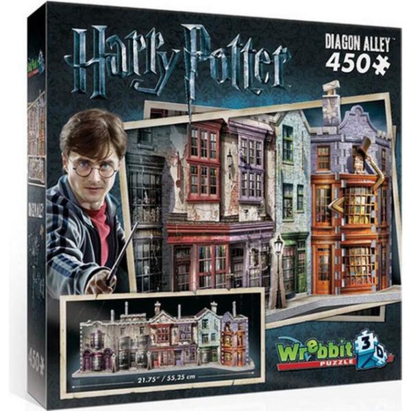 Wrebbit Harry Potter Diagon Alley 450 Pieces